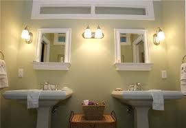 jack and jill bathroom layouts fair 50 bathroom decorating ideas pedestal sink decorating design
