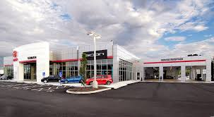 toyota car dealership germain toyota of columbus renier construction