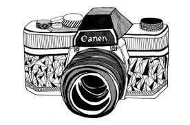 canon camera clipart u2013 101 clip art