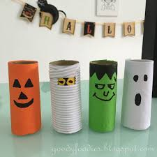 goodyfoodies 5 fun halloween crafts to do with your kids