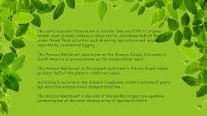 amazon rainforest native plants the amazon rainforest ppt download