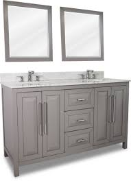 hardware resources introduces the beautiful multi faceted jeffrey hardware resources grey double vanity