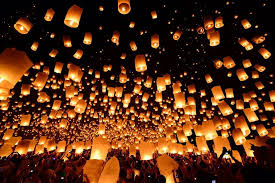 festival of lights orange county see who s going to rise lantern festival in jean nv check out the