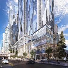 porsche design tower construction wilkinsoneyre designs diamond patterned bay park centre for
