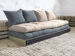 canapé futon canapé modulable et convertible avec futons et tatamis chico sofa