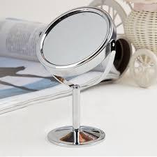 online shop round shape cartoon table mirror desk standing dresser