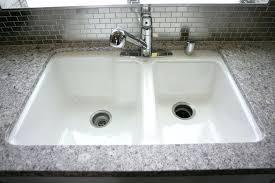 Undermount Kitchen Sink Reviews White Kitchen Sink Undermount Bloomingcactus Me