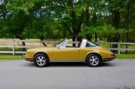 porsche 911 olive green 1971 porsche 911 t targa in olive hunting ridge motors