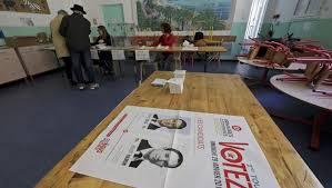 les bureaux de vote primaire à gauche les bureaux de vote sont clos participation en