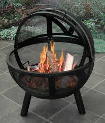 the fire pit ball of fire firepit 11810 outdoor heating