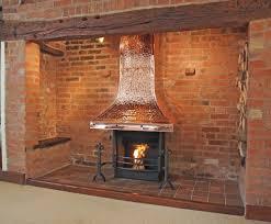Fireplace Canopy Hood by Customer Fires Open Fire Custom Made Uk Woodburn Open Fires