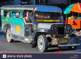 philippine jeepney inside jeepney passengers manila philippines stock photos u0026 jeepney