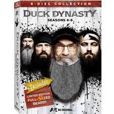 Duck Dynasty Home Decor Duck Dynasty Seasons 4 6 Giftset Walmart Com
