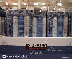 kirkland wrapping paper hanukah wrapping paper at costco big box store december 1 2011