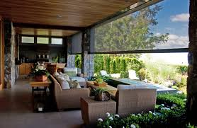 Outdoor Spaces Design - innovative screen solutions
