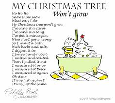 christmas poems that rhyme u2013 happy holidays