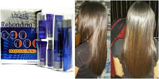 hair rebonding at home how to do hair rebonding at home with wellastrate straight system kit