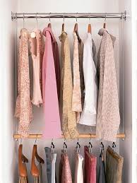 double hang closet rod loose endsloose ends