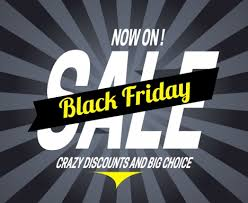 black friday banner black friday banner curved design on black background vectors