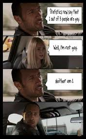 Rock Driving Meme - must be you the rock driving know your meme