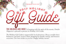 2017 gift guide omaha magazine