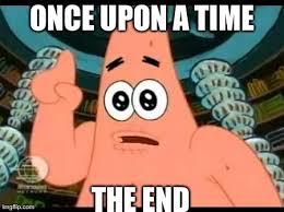 Meme Patrick - patrick says meme imgflip
