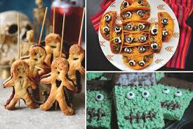 awesome halloween food ideas that are sure to be a hit