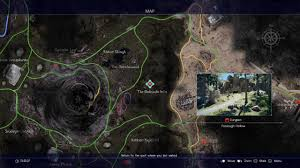 Pitioss Final Fantasy Xv All Dungeon Locations