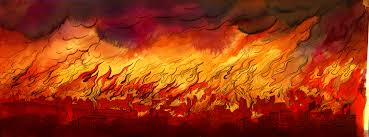 Wildfire Chicago by Chicago Fire U2014 Cynthea Satsuki Mazur
