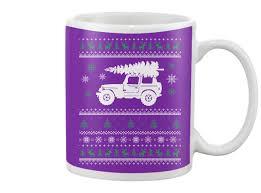 jeep christmas parade jeep ugly christmas sweater teechip christmas pinterest