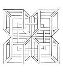 printable optical illusions optical illusions coloring pages luxury illusions coloring pages