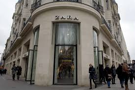 siege inditex inditex s fit looks tighter wsj