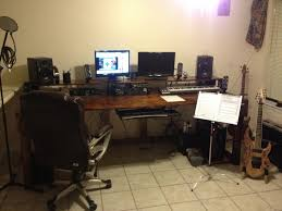Recording Studio Desk For Sale by Home Made Recording Studio Desk Img Heavy Sevenstring Org