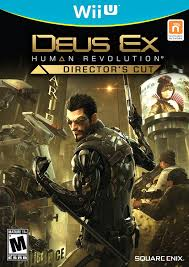 Deus Ex Machina Film by Amazon Com Deus Ex Human Revolution Director U0027s Cut Nintendo
