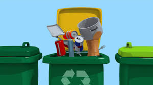 waste and recycling youtube