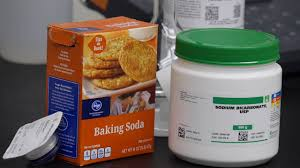 bicarbonate en cuisine how cu of pharmacy is helping with sodium bicarbonate baking