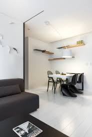 decorating twists shaping up a highly creative small apartment in collect this idea modern apartment z axis design 6