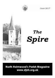 the spire june 2017 by st john north holmwood issuu