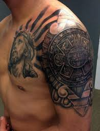 tattoo chest and arm awesome black images part 116 tattooimages biz