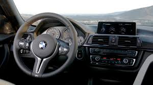 Bmw M3 Sedan - 2014 bmw m3 sedan interior youtube