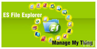 es file maneger apk miui app review team es file explorer the freemium file manager