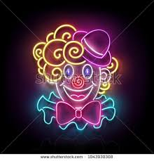 wedding invitation clown birthday greeting card vector show clowns greeting card template april fools day stock vector 2018