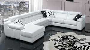 canap roma canap cuir blanc design simple canape cuir blanc ikea great gallery