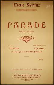 for parade parade ballet