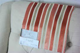 striped home decor fabric upholstery striped red fabric by the yard home decor drapery