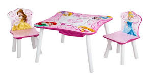 disney princess chair desk with storage disney princess storage table and chairs set for only 39 99 shipped