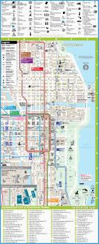 chicago map with attractions chicago map tourist attractions travelsfinders