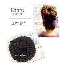 hair bun donut hair bun donut size jumbo hinagiku style