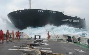 salvage tug in rough seas pics