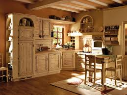 kitchen unique italian kitchen design with rustic decoration
